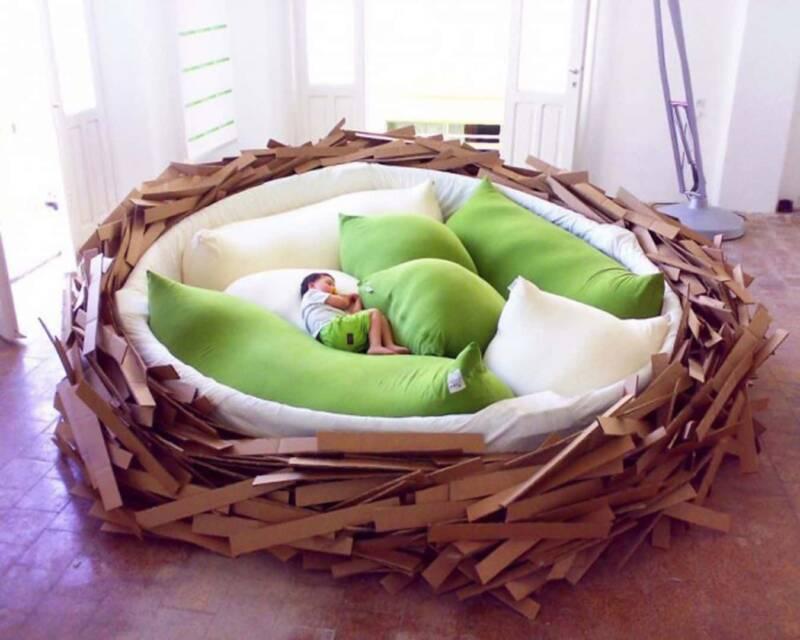 arredare camera da letto 2 1 800x640 - Letti più strani, per arredare la camera da letto