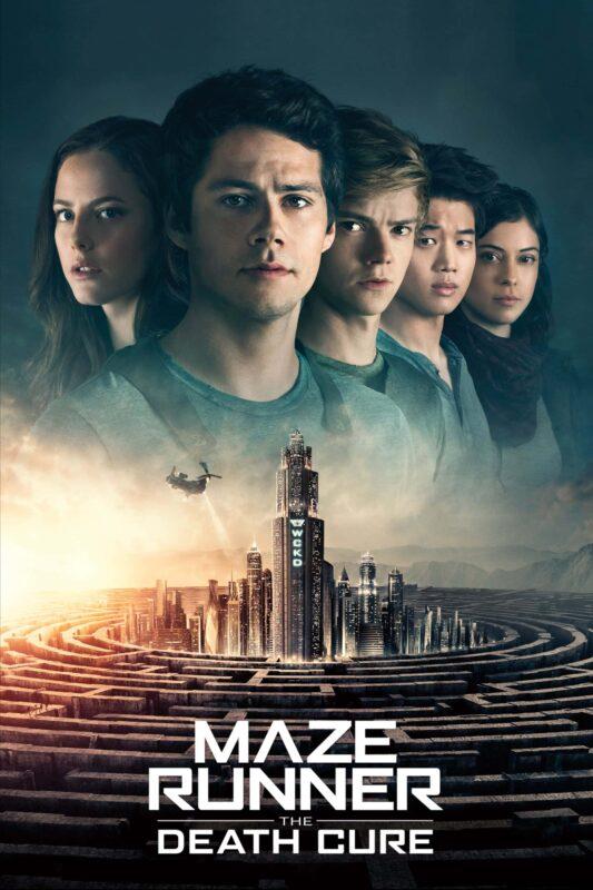 maze runner locandina film 533x800 - Il labirinto (Maze Runner) di James Dashner, la recensione