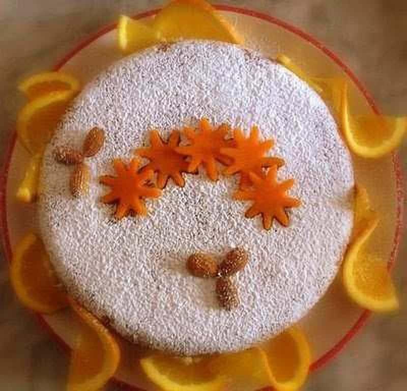 torta di carote e mandorle 2 - Torta di carote e mandorle la ricetta semplice