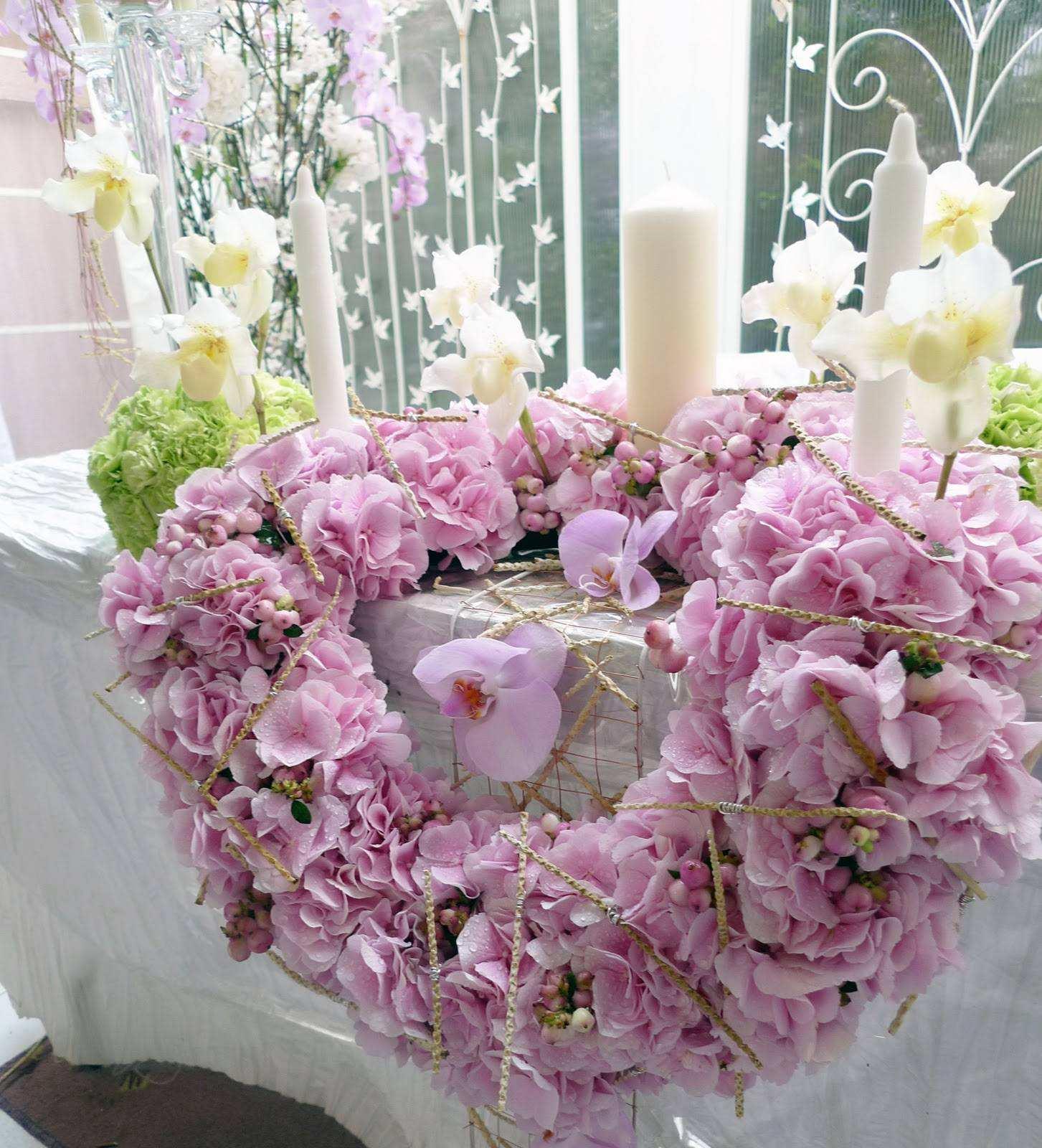 Come scegliere gli addobbi floreali per il matrimonio 3 - Come scegliere gli addobbi floreali per il matrimonio