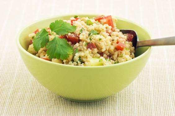 Ricette con la quinoa, facili e veloci