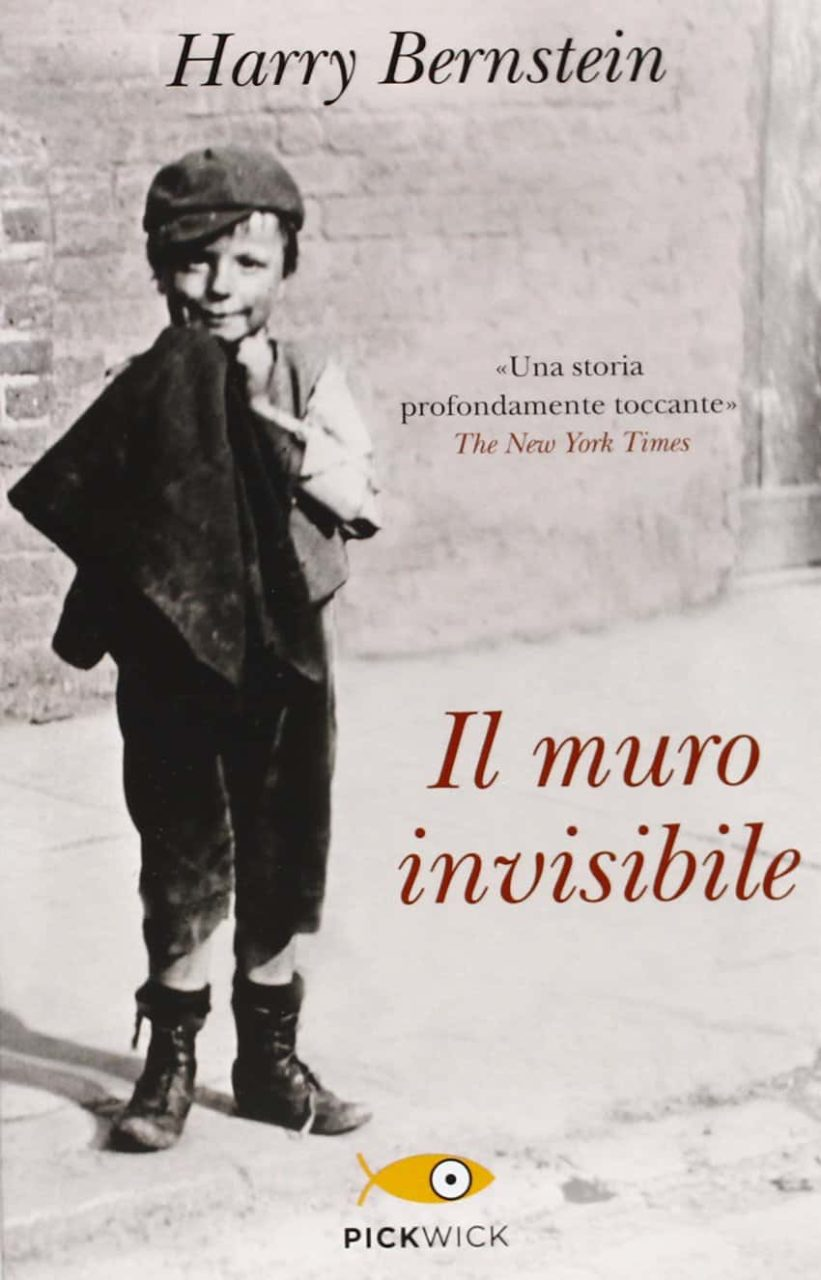 il muro invisibile di harry bernstein scaled - Il muro invisibile di Harry Bernstein un romanzo autobiografico (audiolibro)