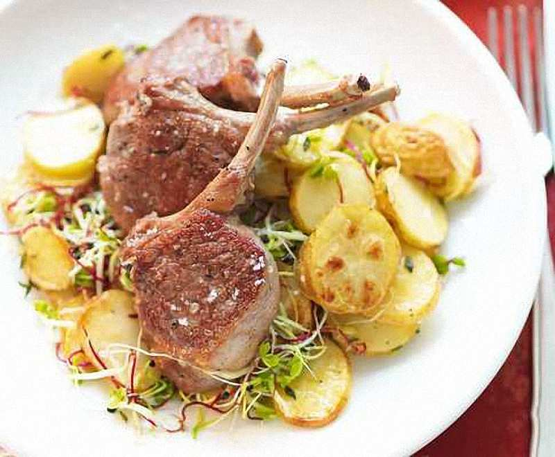 panada con agnello e patate 1 - Panada con agnello e patate la ricetta