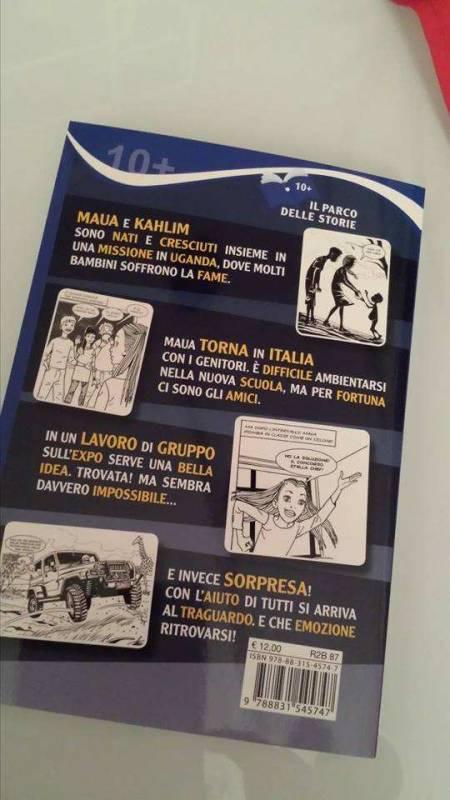 "1723330 10205551725014151 7911508305491514719 n 450x800 - ""una spiga per kahlim"" di Chiara Valentina Segrè il libro"