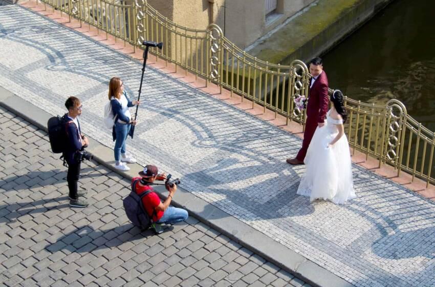 Fotografo per matrimoni: come trovare il fotografo adatto a te