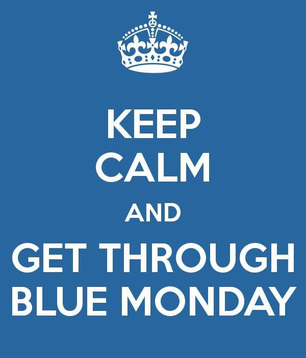 bluemonday - Blue monday: giorno di tristezza o ennesima bufala