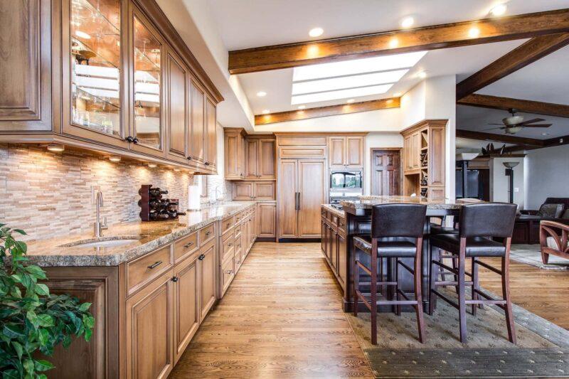 cucina su misura 1 800x533 - Una nuova cucina su misura? Ecco alcuni utili consigli.