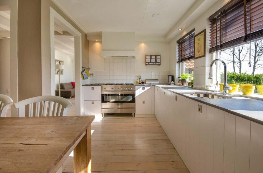 Una nuova cucina su misura? Ecco alcuni utili consigli.