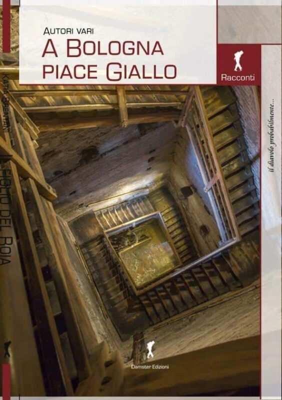 A Bologna piace giallo 564x800 - Intervista a Viviana Viviani autrice bolognese