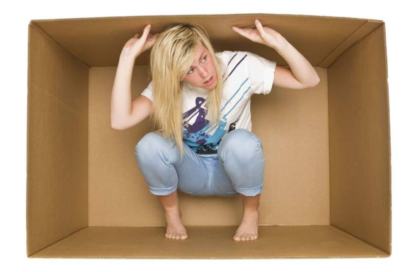 Claustrofobia: come combatterla disagio e attacchi di panico