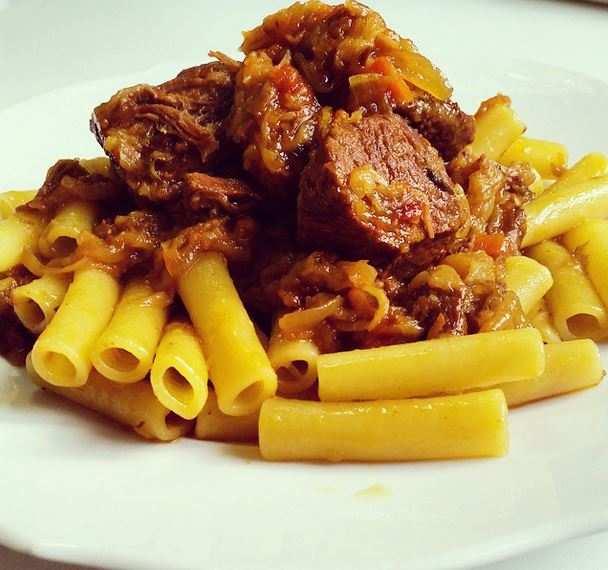 pasta - Pasta alla genovese la ricetta tipica napoletana