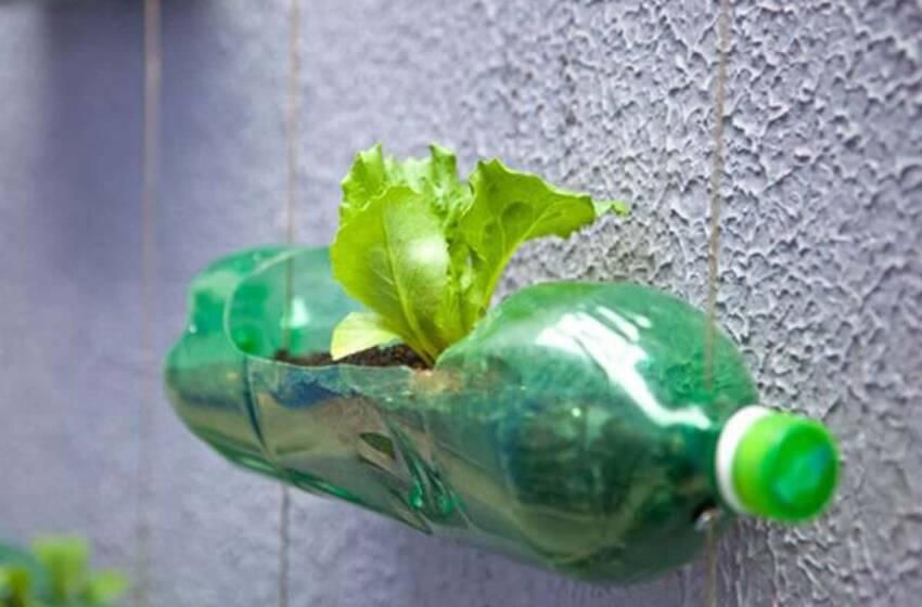 Come riciclare le bottiglie di plastica e altri oggetti che buttiamo (Video)