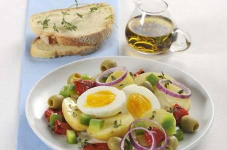 ricette di uova e patate