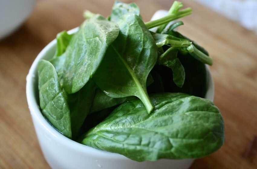 Valori nutrizionali degli spinaci – aiutano il Diabete?