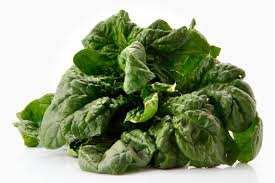 Valori nutrizionali degli spinaci