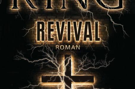 Revival di Stephen King la copertina