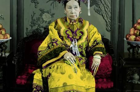 Copertina del libro L'imperatrice Cixi di Jung Chang