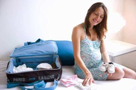 Come fare la valigia per il parto