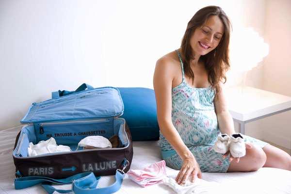 Come fare la valigia per il parto: piccola guida per un momento importante