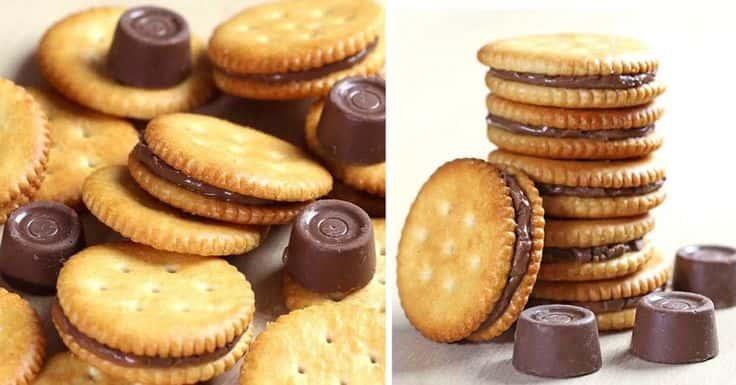 biscotti salati cioccolata - Ricetta dei biscotti salati - facile gustosi e veloce