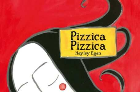 Pizzica Pizzica di Hayley Egan