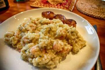risotto dietetico da chef