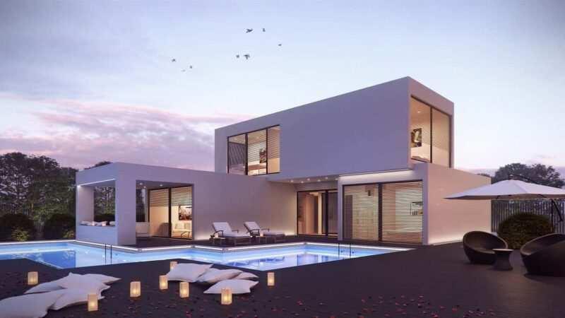 piscina villa 800x450 - Piscina interrata, che cosa sapere prima di installarne una