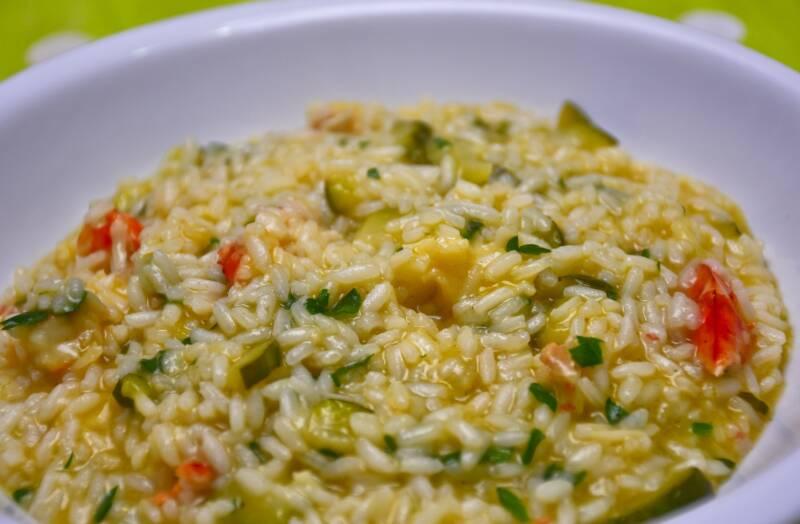 risotto dietetico 800x524 - Segreti di un risotto dietetico e salutare da chef, le ricette