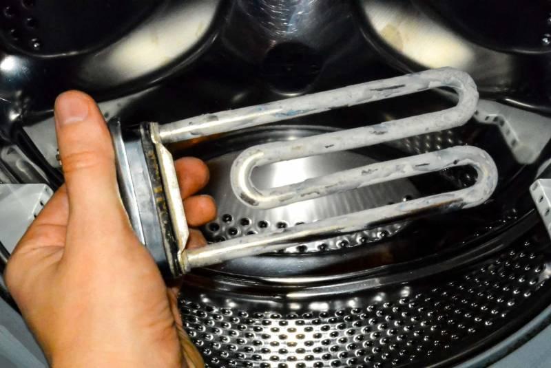 resistenza serpentina lavatrice 800x535 - Quando la lavatrice non scalda più l'acqua: cosa si deve fare?