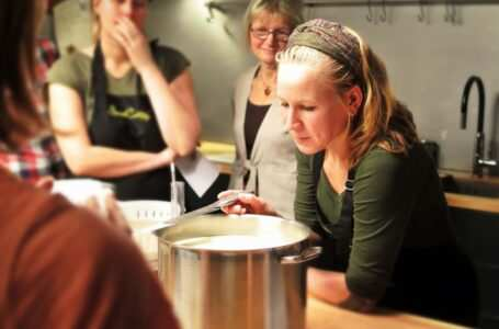 corsi cucina online