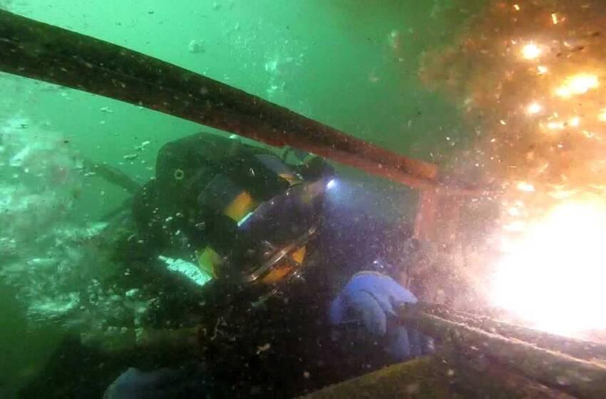 Lavori subacquei e recupero navi affondate: un modo alternativo per preservare l'ambiente