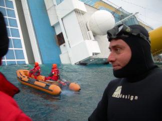 Lavori Subacquei technosub Costa Concordia