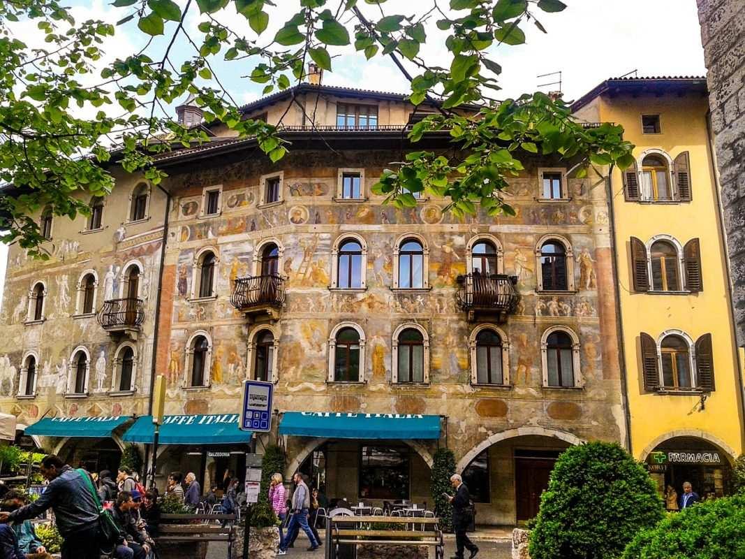 cosa visitare a Trento Caffè italia