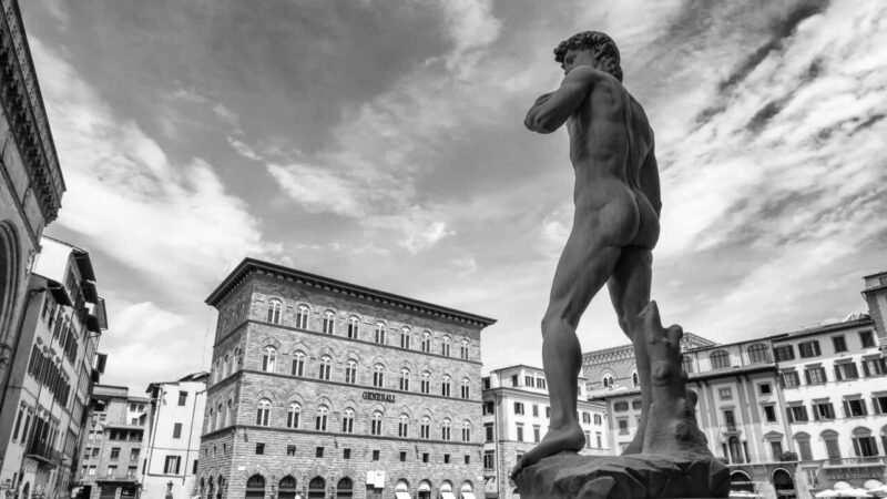 michelangelo Firenze scaled 800x450 - Cosa vedere a Firenze: curiosità e luoghi insoliti