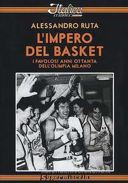 libro L'impero del basket