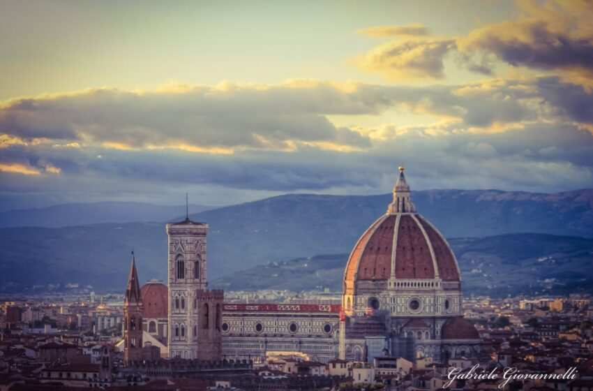 Cosa vedere a Firenze – piccola guida realizzata da Rete-news