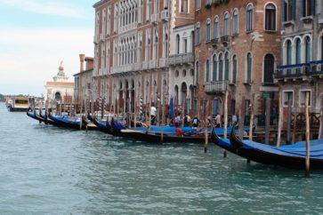 Venezia città sull'acqua