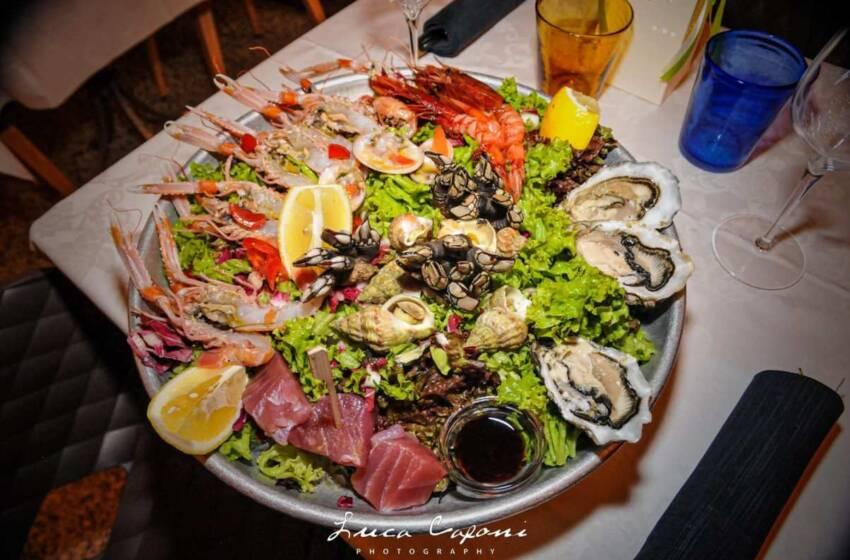 Cruditè, pesce crudo una fonte di benefici e sana abitudine alimentare
