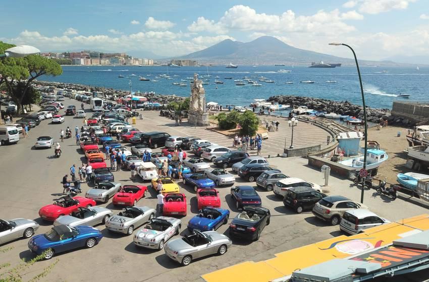 6° Raduno Fiat Barchetta un successo
