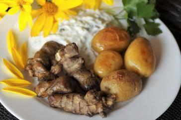 Topinambur in padella la ricetta