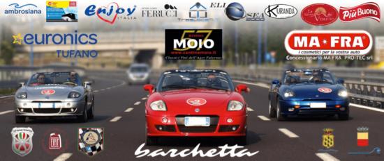 """fiat barchetta napoli 550x232 - 6° Raduno Fiat Barchetta  6/7/8 Settembre 2019  """" 'A CITTA 'E PULLECENELLA"""""""
