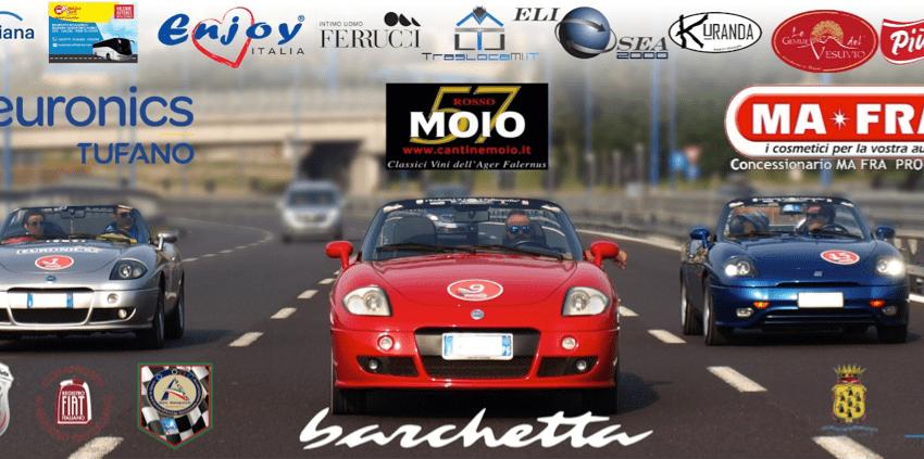 """6° Raduno Fiat Barchetta  6/7/8 Settembre 2019  """" 'A CITTA 'E PULLECENELLA"""""""