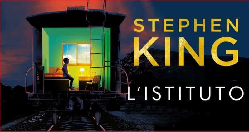 L'istituto, il nuovo libro di Stephen King, (recensione ebook)