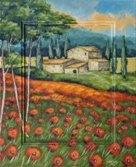Domenico Monteforte 2 197x242 - Il mondo della pittura vista con gli occhi di Domenico Monteforte