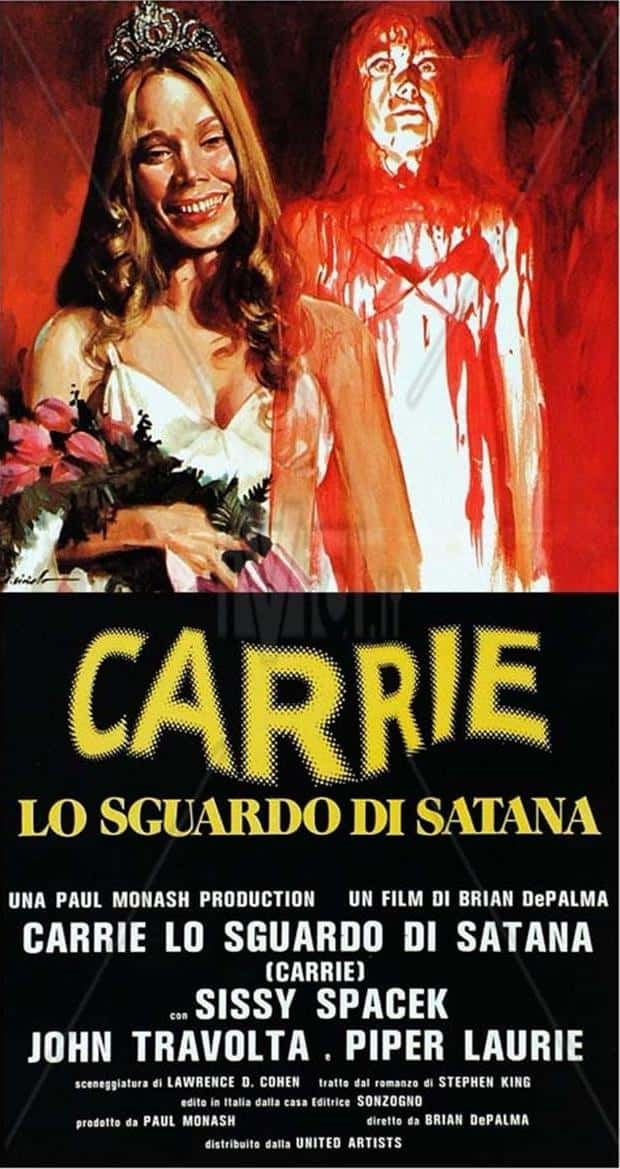 Carrie il film 1976 - Carrie film e libro: gli adolescenti di Stephen King