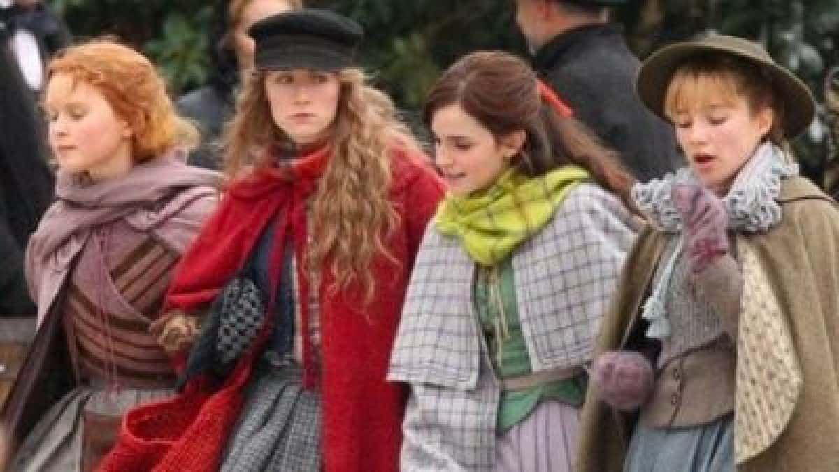 Piccole donne film 2020 - Libri da regalare a Natale: Piccole donne di Louisa May Alcott