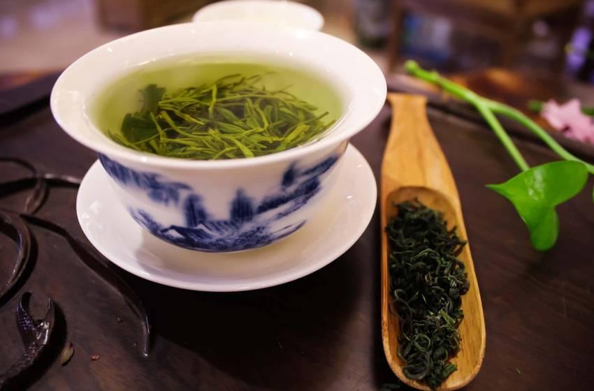 Tè verde  la bevanda più bevuta dai giapponesi