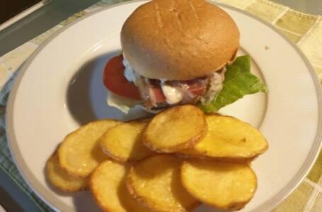 Come fare gli hamburger fatti in casa