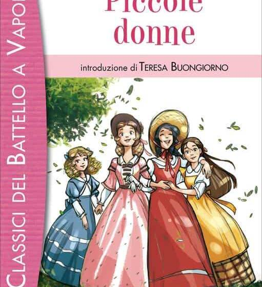 Libri da regalare a Natale: Piccole donne di Louisa May Alcott