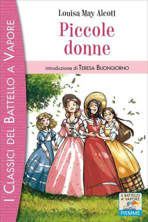 piccole donne - Libri da regalare a Natale: Piccole donne di Louisa May Alcott